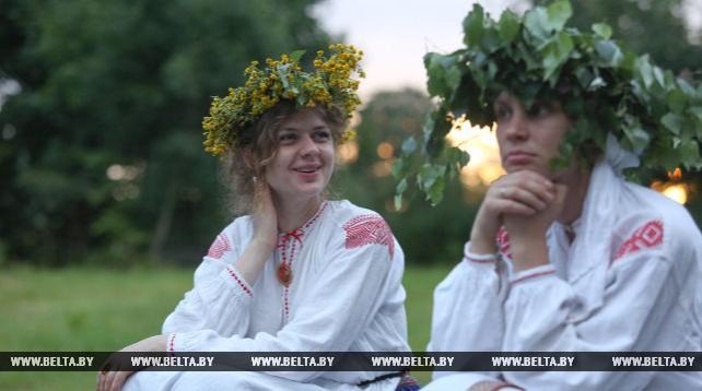 """Фестиваль традиционной культуры """"Пятровіца"""" прошел в Любанском районе"""