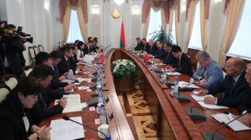 Калинин встретился с делегацией из китайского Чунцина