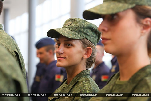 Белорусские команды отправляются на Армейские международные игры