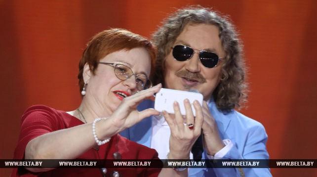 Зажигательный концерт дружбы прошел на Дне Союзного государства в Витебске