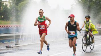 Трансграничный марафон соединил Гродно и Друскининкай беговой дистанцией
