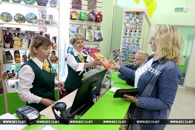 В Витебске открылся новый книжный магазин