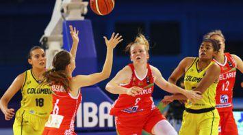 Белорусские баскетболистки победно начали юниорский ЧМ в Минске