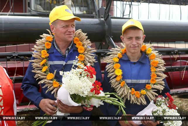 Первый экипаж-тысячник появился в Гродненской области
