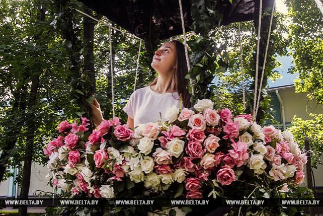 Фестиваль цветов прошел в Бресте