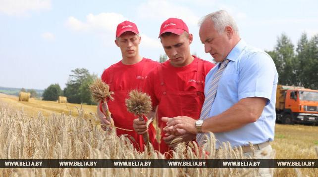 Первый экипаж-тысячник появился в Витебской области
