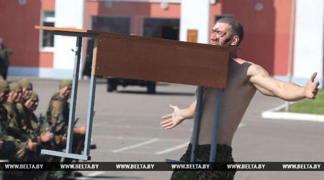 День десантников отметили в Витебске
