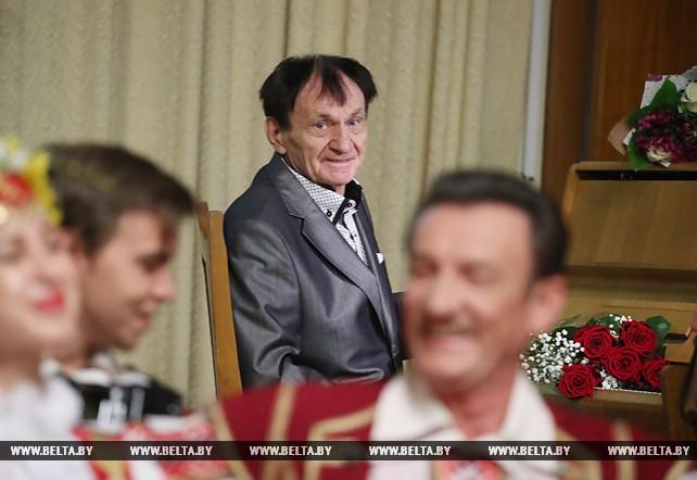 Народный артист Беларуси и СССР Игорь Лученок празднует 80-летие