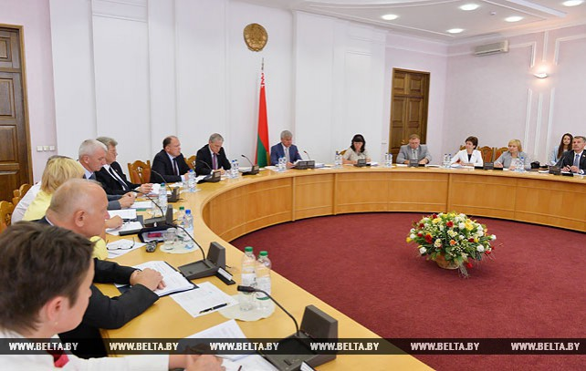 Экономический блок вопросов будет приоритетным на осенней сессии Палаты представителей