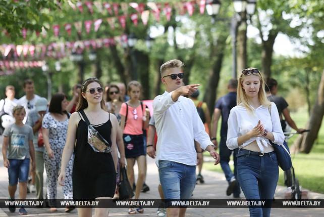 A-Fest прошел в Минске