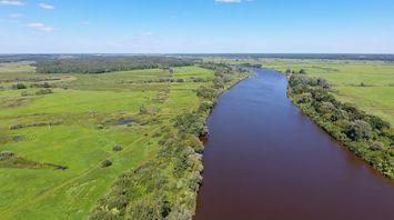 Днепр - самая длинная река Беларуси