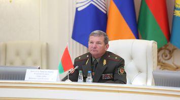 Заседание Координационного комитета по вопросам противовоздушной обороны при Совете министров обороны государств СНГ прошло в Минске