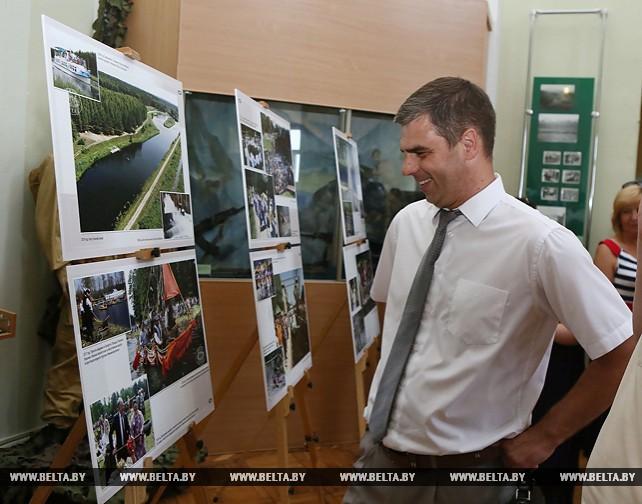 """Эксклюзивные фото представлены на выставке БЕЛТА """"Імгненні стагоддзя"""" в Гродно"""