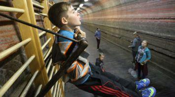 Подземный комплекс Республиканской больницы спелеолечения работает в Солигорске