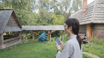Японец из пригорода Осаки изучает культуру Могилевской области