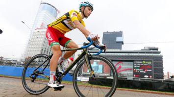 Команды из 18 стран участвовали в шоссейных велогонках в Минске