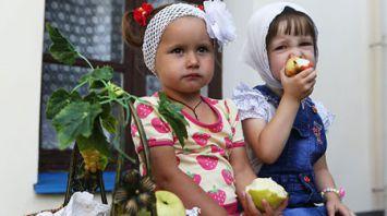 Яблочный Спас празднуют в Беларуси
