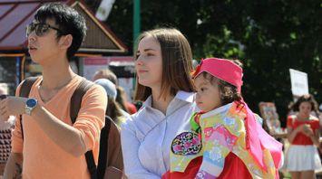Праздник корейской культуры в Минске
