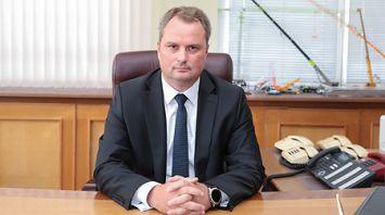 Ляшенко представил коллективу Минпрома нового руководителя