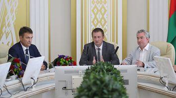 Турчин представил коллективу нового министра связи и информатизации