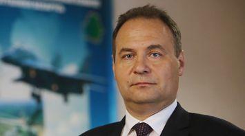 Игорь Ляшенко представил работникам ведомства председателя Госкомвоенпрома Романа Головченко