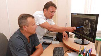 Более 500 операций в год проводят в нейрохирургическом отделении Могилевской больницы скорой помощи