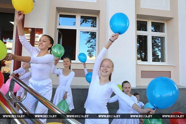 Обновленный Дворец детей и молодежи торжественно открыт в Витебске