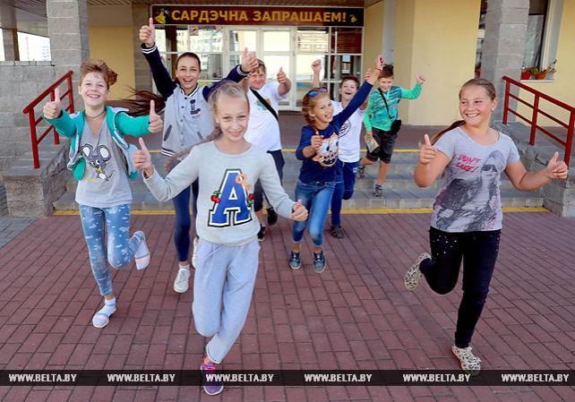 Более 2,5 тыс. детей будут учиться в могилевской школе №45