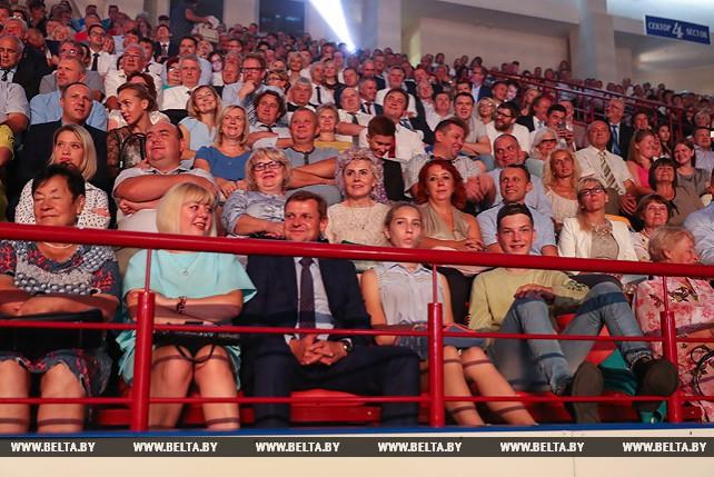 Солигорск отмечает День шахтера