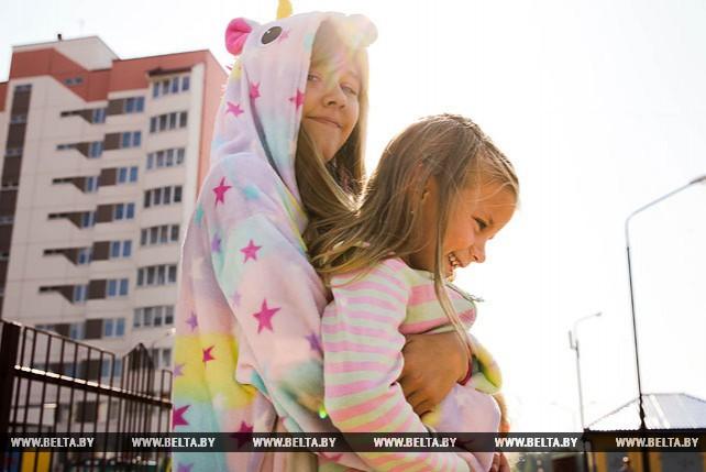 Новый детский сад открылся в Бресте