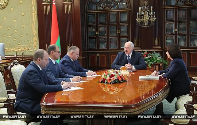 Лукашенко рассказал о своих подходах при назначении высоких должностных лиц