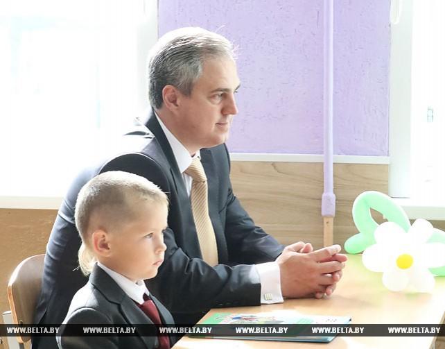 Более 153 тыс. школьников сядут за парты в Гомельской области