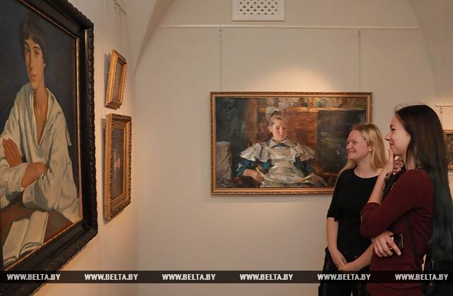 Музей Бялыницкого-Бирули после реставрации обновил экспозиции