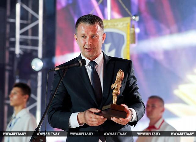 Иваново передал Слониму эстафету Дня белорусской письменности
