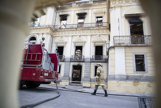 Бразилия выделит $6 млн на обеспечение безопасности музеев страны