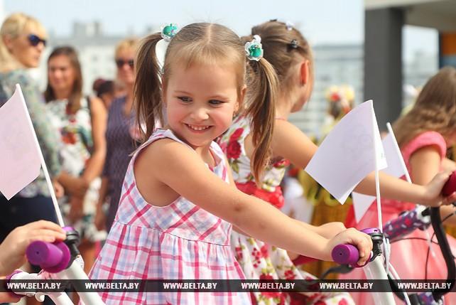 В минском микрорайоне Лебяжий открылся новый детский сад