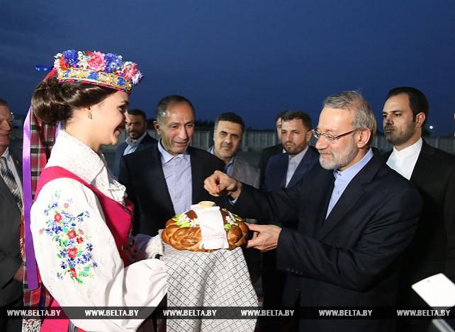 Парламентская делегация Ирана прибыла в Беларусь с официальным визитом