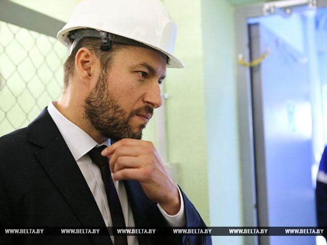 """Электроподстанция """"Подлесная"""" открылась после реконструкции в Минске"""