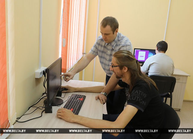 Центр трудовой и социально-бытовой реабилитации инвалидов открыт в Лепеле