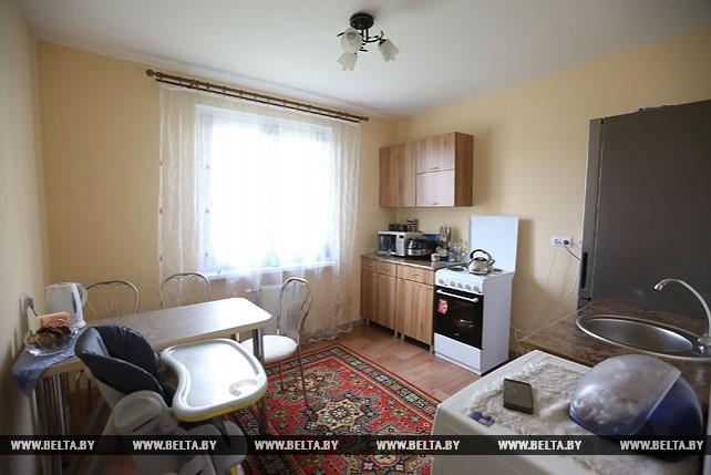 Общежитие для медиков открыли в Минске ко Дню города