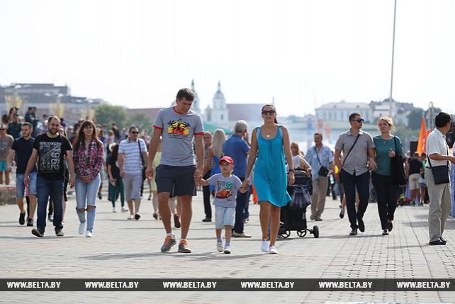 Минск отмечает День города