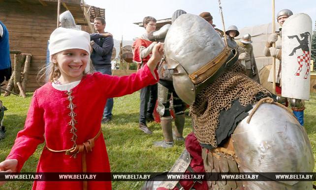 """Фестиваль """"Мiнск старажытны"""" проходит в столице"""