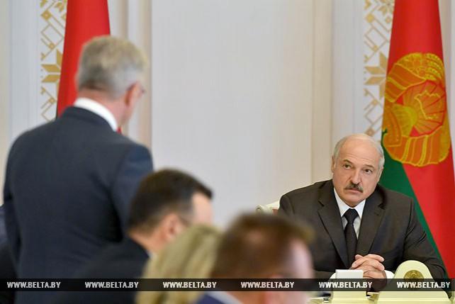 Лукашенко прокомментировал масштабную антикоррупционную кампанию в здравоохранении