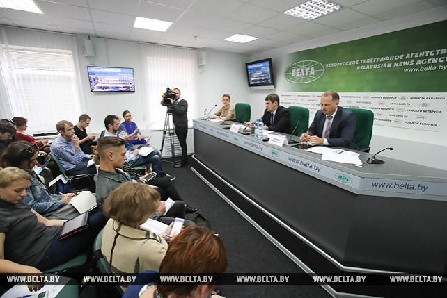 Пресс-конференция о новой редакции правил автоперевозок пассажиров прошла в БЕЛТА