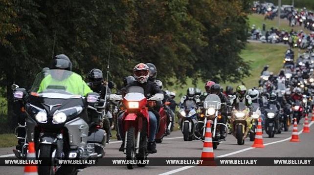 Закрытие мотосезона-2018 H.O.G. Rally Minsk