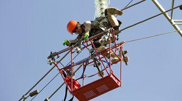 Международные соревнования энергетиков проходят под Брестом