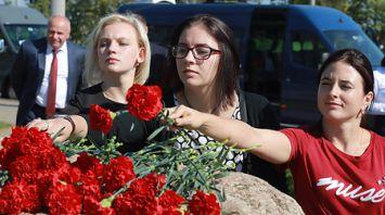 Участники Форума молодежи Брянской и Могилевской областей побывали на Буйничском поле
