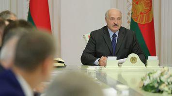 Лукашенко провел совещание по итогам белорусско-российских переговоров в Сочи