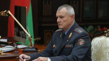 Лукашенко принял с докладом Шуневича