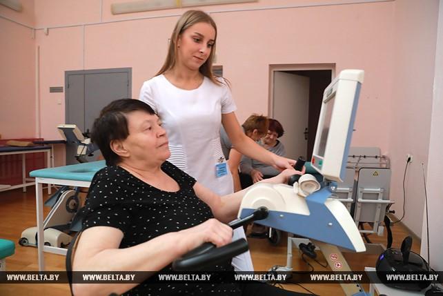 Могилевская областная больница реабилитации